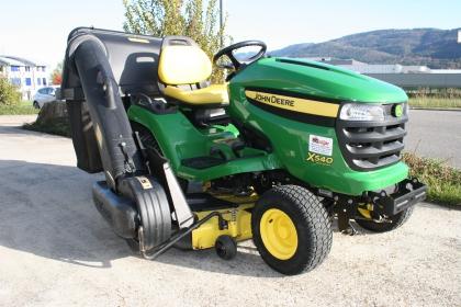 Tracteur Tondeuse John-Deere X540