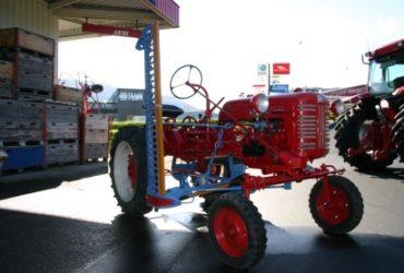 Tracteur McCORMICK FARMALL CUB